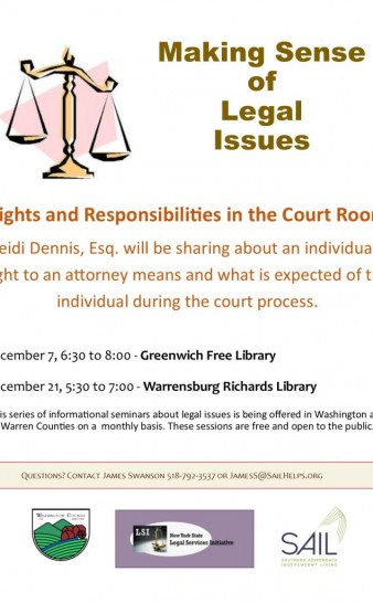 Legal Services Initiative - December
