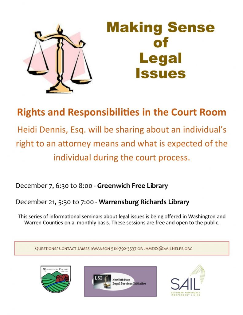 LSI December Flyer