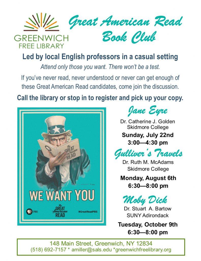 TGAR Book Club